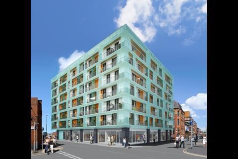Manchester's first zero-carbon scheme